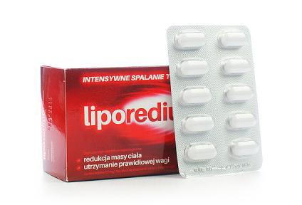 Liporedium Opinie Dzialanie Efekty Sklad Recenzja Fitynka Pl
