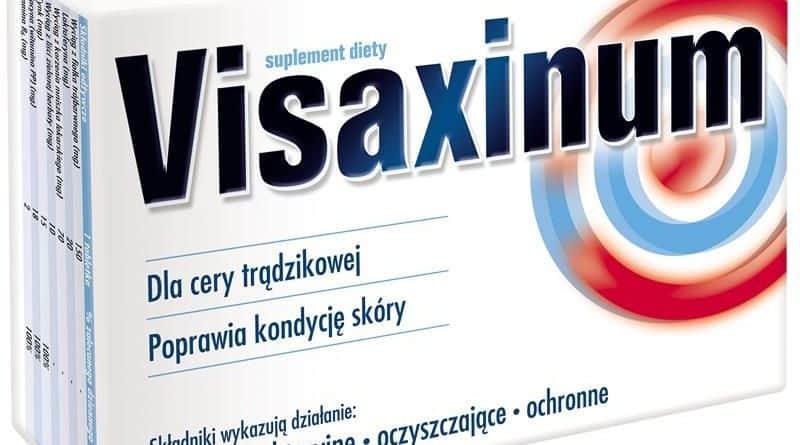 Visaxinum opinie, skład, działanie, ocena