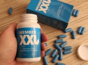 member xxl opakowanie i tabletki