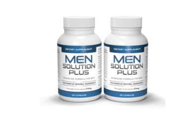 Men Solution Plus opinie, skład, działanie, recenzja
