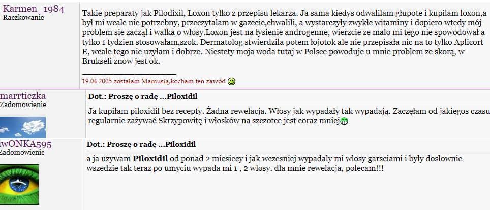 piloxidil wizaz